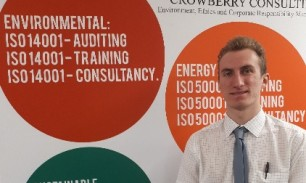 New Sustainability Executive joins the team!