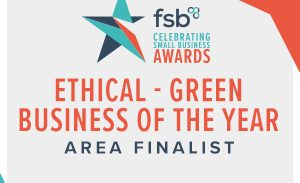 Crowberry Consulting Shortlisted In The FSB Awards North West – Ethical Green Business Of The Year 2019!
