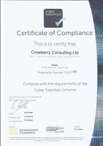 2019-2020 Certificate